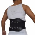New Products Orthopedic Lumbar Support Back Protect Elastic Waist Support Belt Lumbar Back Brace Posture Corrector Free Shipping