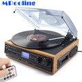 MPooling 33 45 78 об./мин LP проигрыватель Проигрыватель кассет USB рекордер AM/FM радио встроенный динамики наушники Jack