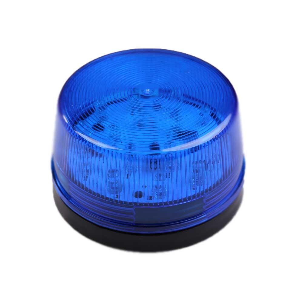 12 볼트 보안 경보 스트로브 신호 경고 사이렌 LED - 자동차 조명 - 사진 2