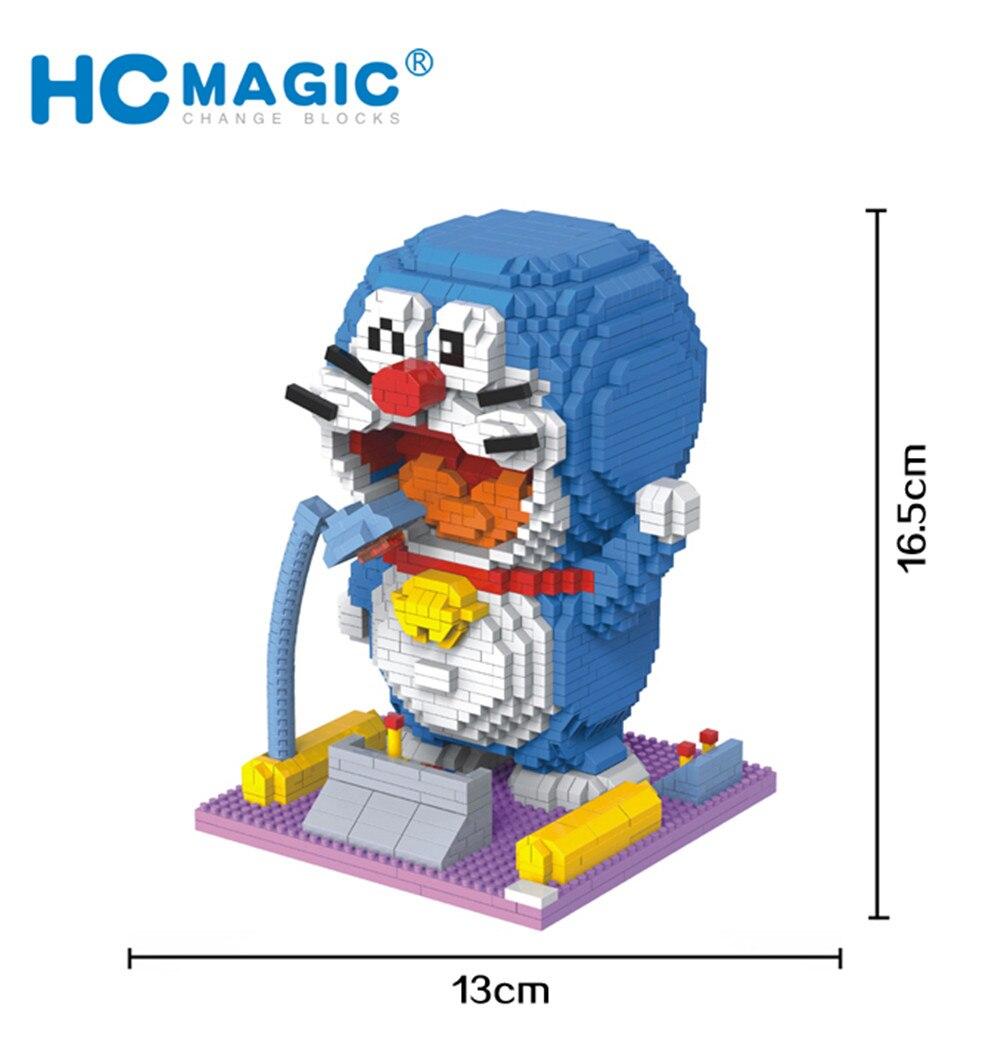 HC nouvelle arrivée blocs de construction en plastique pour enfants Janpan dessin animé conception diamant bloc jouet