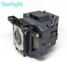 Buy Projector lamp ELPLP67 V13H010L67 for Epson EB-X02 EB-S02 EB-W02 EB-W12 EB-X12 EB-S12 EB-X11 EB-X14 EB-W16 EX3210 EX5210 EX7210