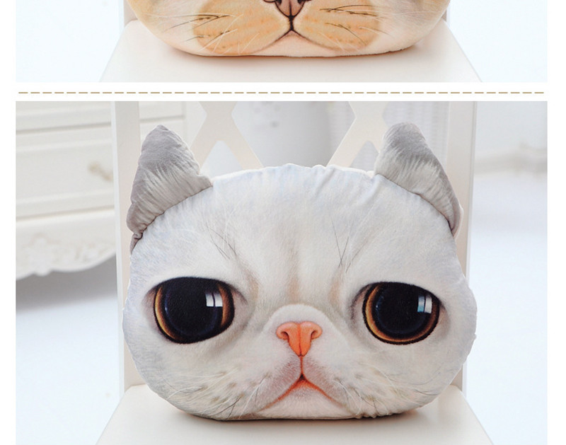 Cat Washable Pillow Cushion