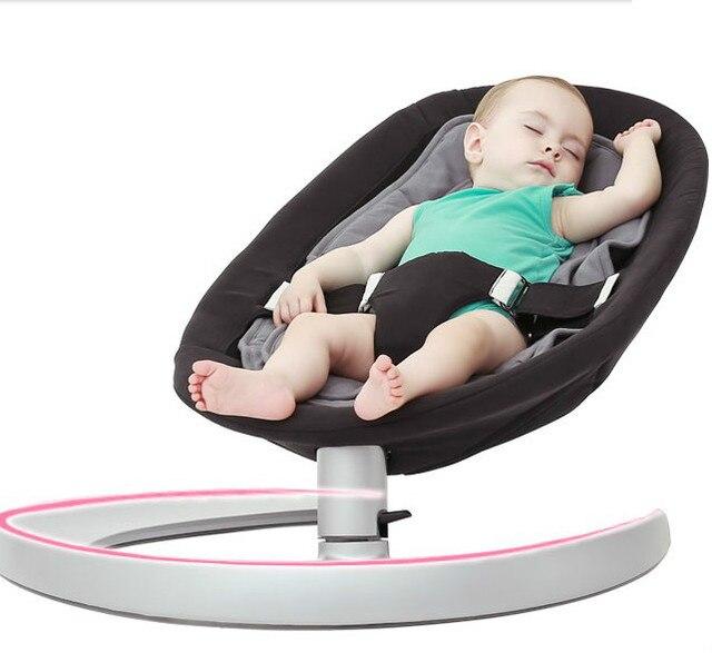 Baby cradle newborn baby rocking chair comfort chair no radiation