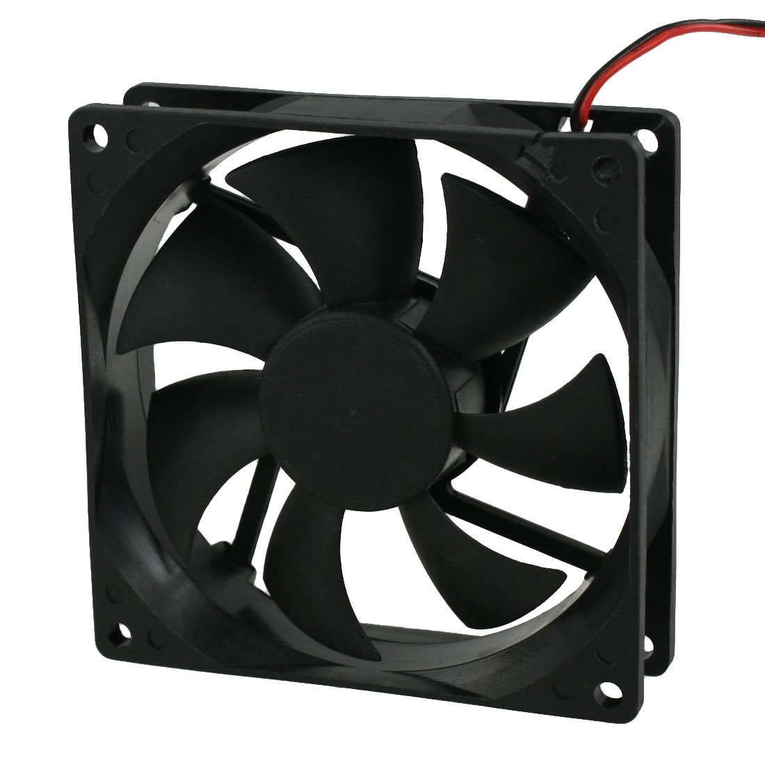DC 12V 4 Pin Black Plastic PC Cooling Fan 90mm x 90mm x 25mm for desktop computer case new for asus k52 k52j k52f k52jr a52 x52 lcd back cover lcd front bezel cover 13n0 gua0a11 13gnxm1ap051 1