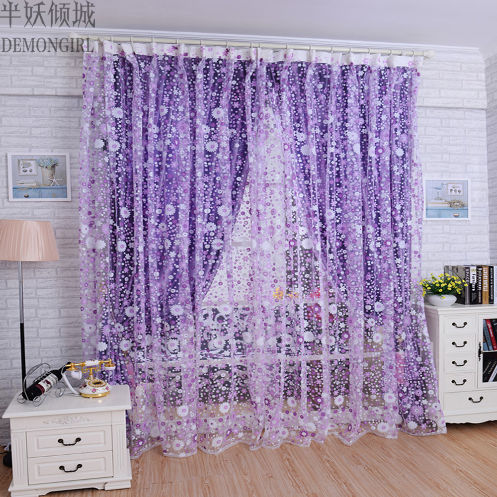 Purple Living Room Curtains Online Get Cheap Purple Bedroom Curtains Aliexpresscom Alibaba