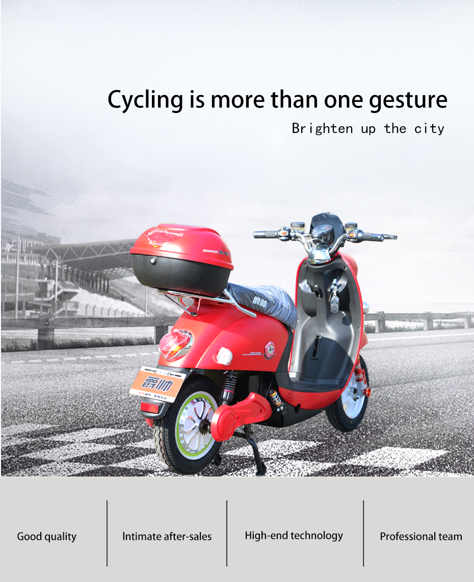 HTB1ueztc56guuRjy0Fmq6y0DXXaO - Electrical motor Motorbike Electrical Bike For Man Normal Kind Made In Aluminum Alloy Body With One/Two Seat Electrical Scooter CE