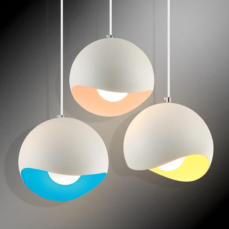 nuevo arte moderno de color cocina luces colgantes restaurante decorativas lmparas colgantes lmparas colgantes para comedor en luces colgantes de luces e