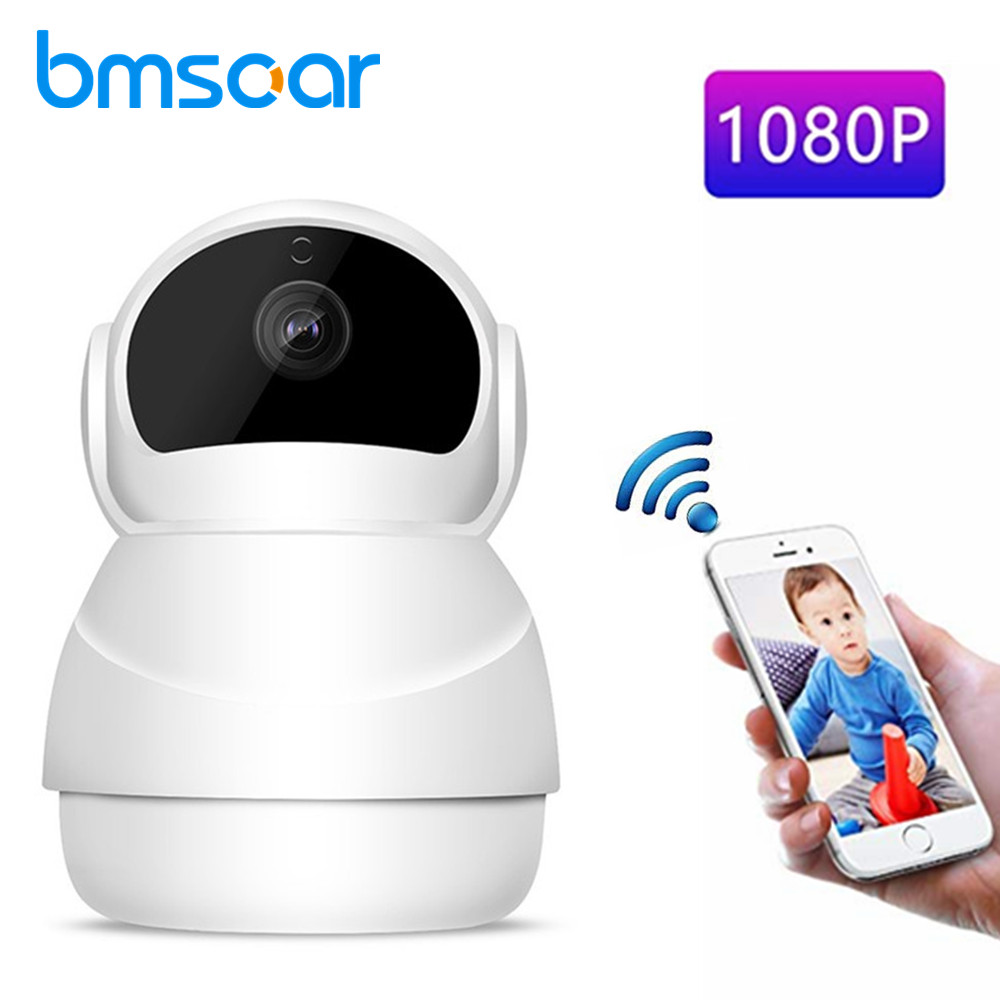 2MP 1080P HD IP Wifi Camera 360 Angle Panoramic PTZ Night Vision Security Home CCTV Camera Support Two Way Audio Baby Monitor wistino cctv 1080p ip camera wifi baby monitor wireless panoramic vr camera security baby video monitor audio ptz night vision
