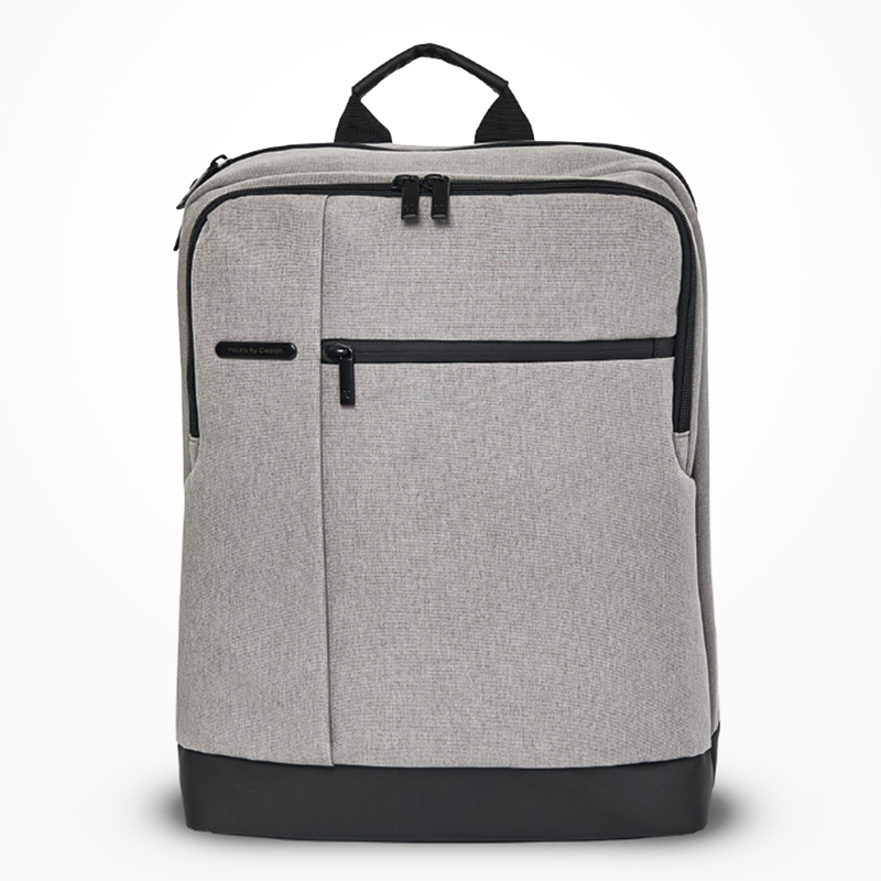 "Xiaomi 90FUN クラシックビジネスバックパック女性男性大容量コンピュータ Bagpack バッグ学生 Mochila のための 15 ""ノートパソコンのバックパック  グループ上の 家電製品 からの バッグ の中 3"