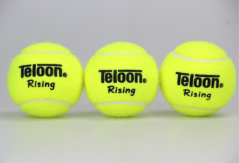 30pcs/set Teloon Rising Durable Tennis Ball Balls For Match Middle Senior Players