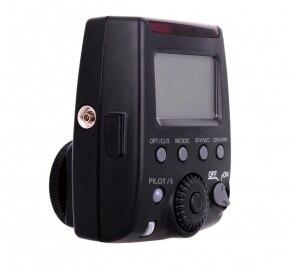 Meike MK GT600 2.4G Sans Fil 1/8000s HSS E-TTL Déclencheur Flash + Récepteur pour Canon 700D 650D 600D 550D 7D 6D 5DII 60D 50D