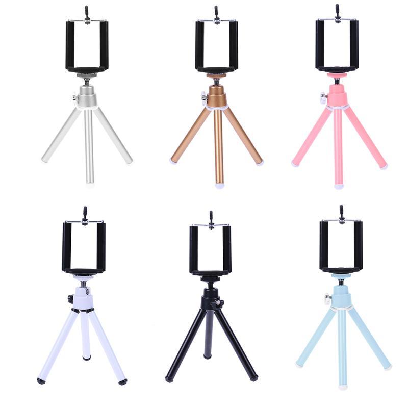 Universal Mini Flexible Camera Phone Tripod Stand Holder Tripod Bracket Stand Mount