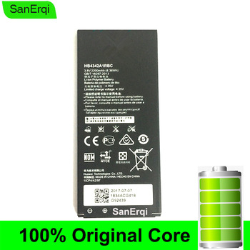SanErqi 10PCS / LOT HB4342A1RBC battery For Huawei y5II Y5 II 2 Ascend 5+ Y6 honor 4A SCL-TL00 For honor 5A LYO-L21