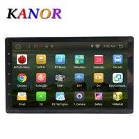 Kanor Android 6 0 No Car Dvd Player Gps Navigation Universal Car Gps Radio Video Player