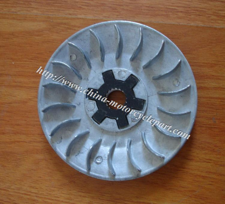 KOSO high performance racing variator fan Variator Sheave 98.5mm(13mm hole) for 2 stroke Scooter JOG 50 3KJ Minarelli 1PE40QMB
