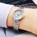Longbo reloj de las mujeres del reloj 2017 señoras de los relojes de pulsera de cuarzo de moda famosa marca de lujo de reloj de cuarzo relogio feminino montre femme