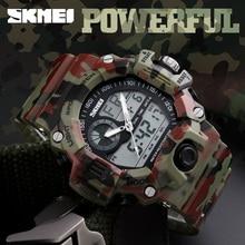 Skmei S Shock Men Sports Watches Swim Dive LED Digital Military Watch Fashion Outdoor Wristwatches Waterproof Relogio Masculino