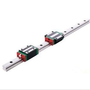 CNC Guide Rails 5pcs HIWIN HGR20 Linear Rail 1600mm + 10pcs HGW20CC carriage