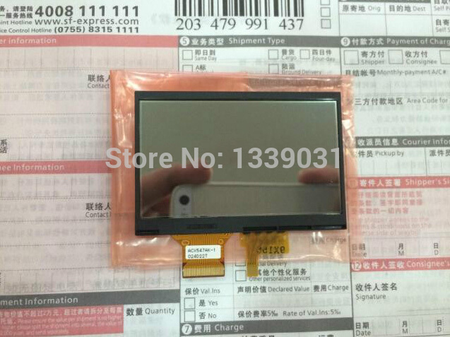 FREE SHIPPING NEW Original LCD Display Screen for SONY DVD406E DVD406 DVD506E DVD508E DVD808E TG1E ACX547 Camera 100% tested