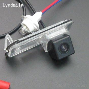 Lyudmila FOR Renault Megane 2 II - Car Rear View Camera Reverse Parking Camera / Reversing Back up Camera / HD CCD Night Vision