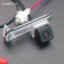 Lyudmila FOR Renault Megane 2 II – Car Rear View Camera Reverse Parking Camera / Reversing Back up Camera / HD CCD Night Vision