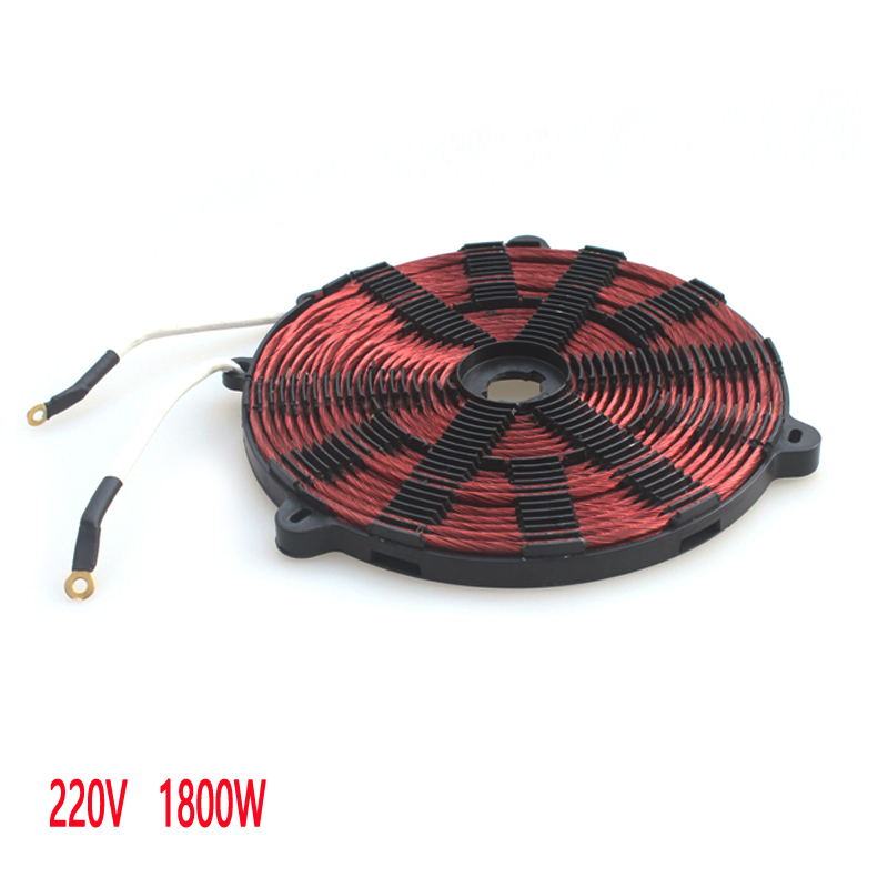 1800W 198mm 2 layers heat coil panel, copper wire induction heating panel ,induction cooker accessory bykski n ev1080 x vga water cooling block for evga gtx 1080