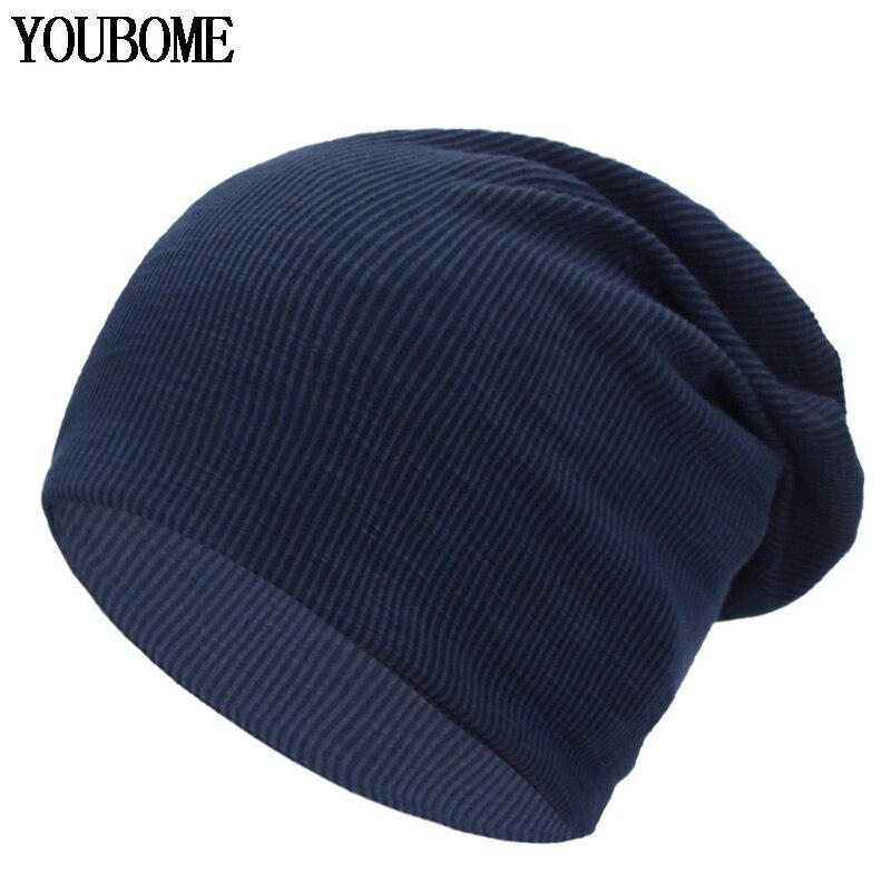 Skullies     Beanies   Scarf Women Winter Hats For Men Knitted Hat Ring Mask Male Soft Gorros Bonnet Female Men Winter   Beanie   Hat Caps