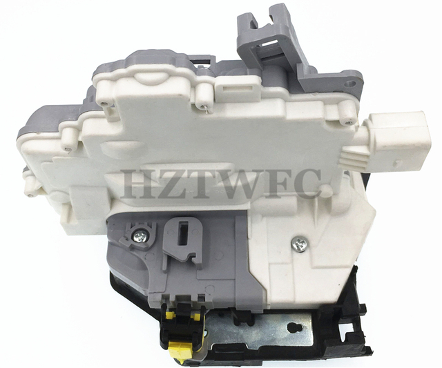 US $22 23 |Best Quality REAR RIGHT FOR SEAT Leon Door Latch Mechanism Door  Lock Actuator 1P0839016 1P0 839 016-in Locks & Hardware from Automobiles &
