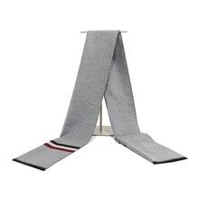 лучшая цена Cachecol classic design winter scarf long Warm Cashmere Scarf Men Scarves Gifts For Men Business Casual Men Shawl foulard