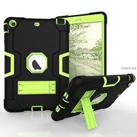 For IPad Mini 123 Universal Hybrid Shockproof Protect Armor Tablet Case For Apple IPad Mini 1