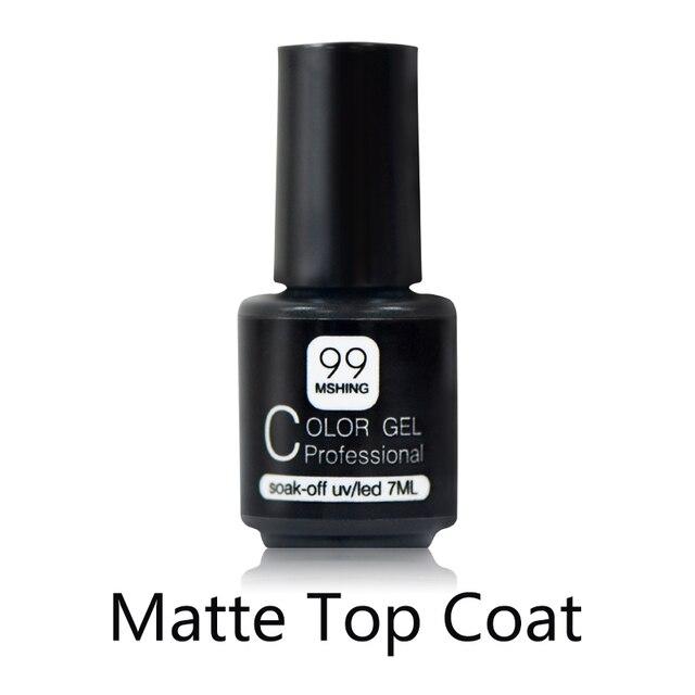 Matte Top Coat