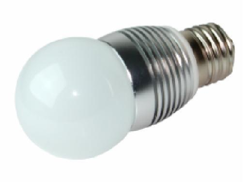Triac Dimmable led bulb;3*1W;E27base;dimmable by a traditional dimmer;240lm;warm white color;SKX-BLE27-3W-E6