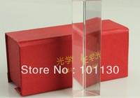 3x3x10 센치메터 생일 선물 studnt 교육 도구 어린이 vagarious 물리학 광학 유리 프리즘 학교 교육 도구