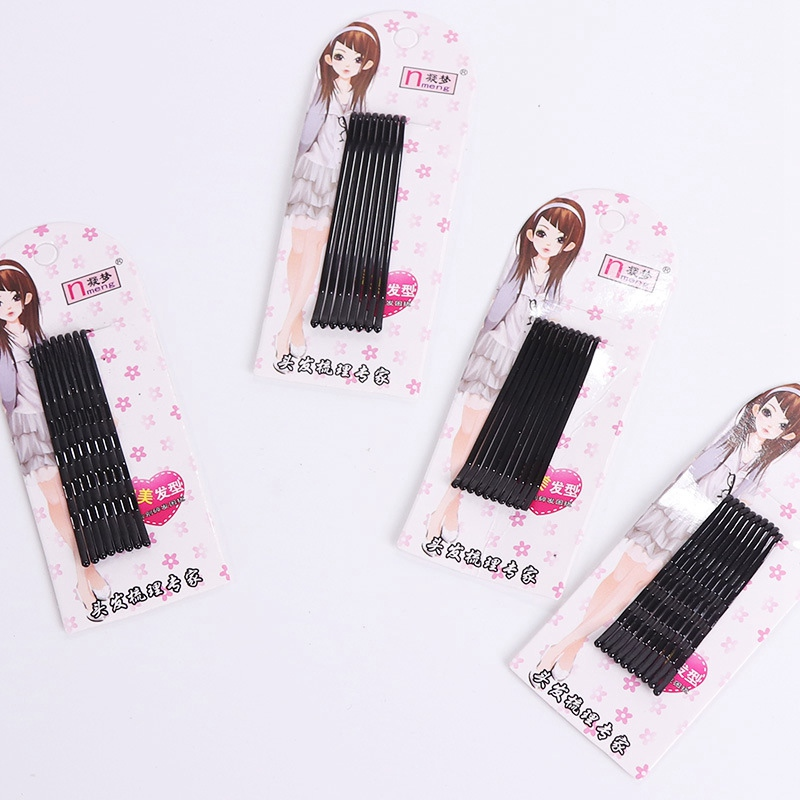 PjNewesting Hairpins Woman Girls Barrettes Hair Accessories