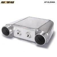 Universal Aluminium Wasser-zu-Air Flüssigkeit Racing Kühler Kern: 250X220X115mm Eingang/Ausgang: 3.5