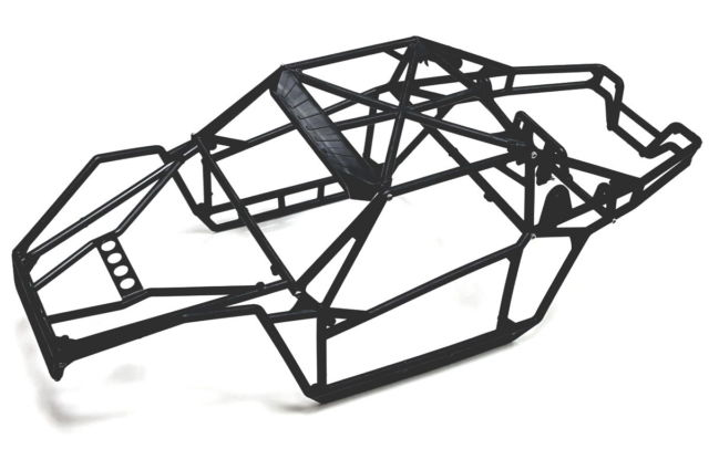 Axial 18 Yeti Xl Roll Cage Y 480 Buggy Chassis Components In Parts