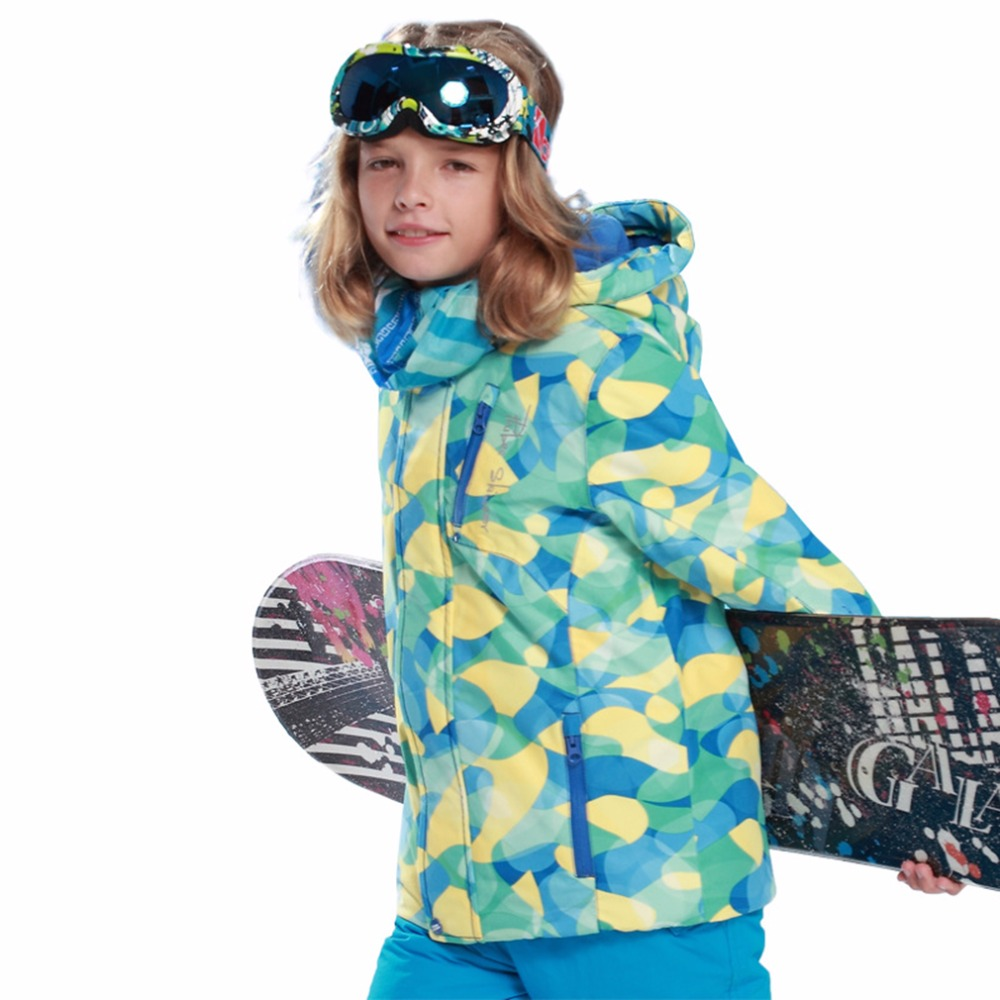 2017 4 color New Boy Winter Outdoors Weatherproof Snow Ski Outdoor Sports Jacket Coat dropshipping brand name flexible flyer snow twist inflatble snow tube sports tube winter ski circle sledge twist for 2 person 2015 new style