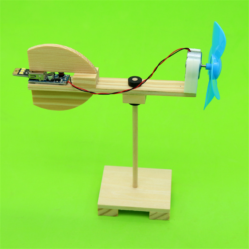 Stem School Tri Cities: Happyxuan DIY Wind Turbine Model Kits Kid Science
