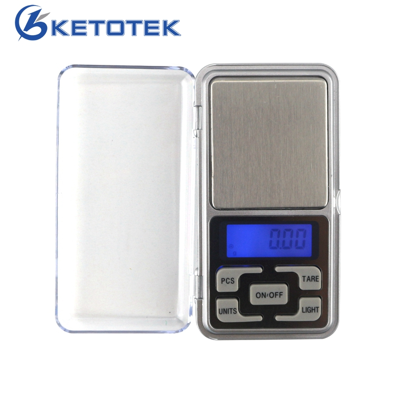 Mini Digital Pocket Scale 100g 200g 500g 0.01g Electronic Jewelry Scale Gold Diamend Balance Lab Scales LCD Display mini pocket digital scale 0 01 x 200g silver coin gold jewelry weigh balance lcd