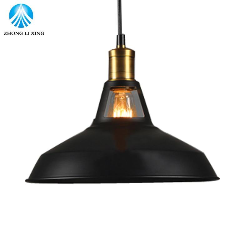 Vintage Pendant Lights Loft Russia Pendant Lamp Retro Hanging Lamp Lampshade For Kitchen Dining Bedroom Home Lighting E27