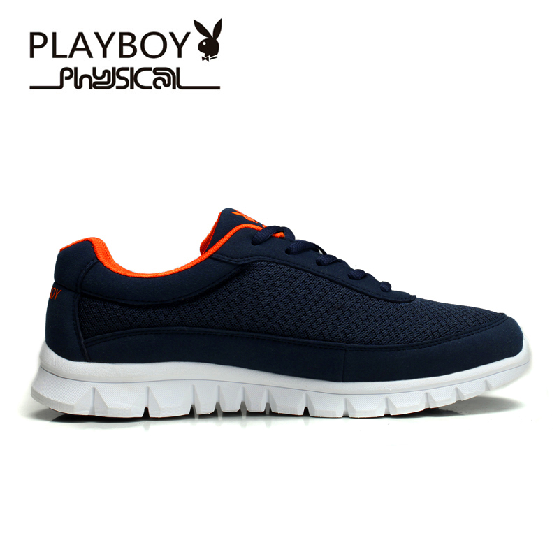 Cool Respirável Escuro Sapatos De Playboy Apartamentos Blue Deep Dos Confortável Casuais cinza Casual Redes Malha Dupla Homens Moda Leves xBPAqqF