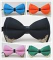 Бабочка/СДЕЛАЙ САМ новый стиль Высокого класса продукт/Металл Угол дизайн/мужчины и женщины бантом/мужчины бутик галстук-бабочка, бесплатная доставка
