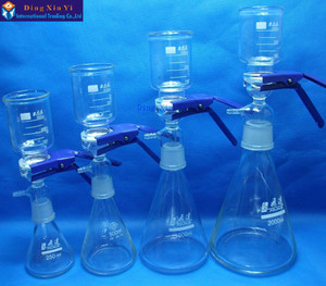 Image 4 - 1000 ml di Vuoto di filtrazione apparecchi, filtro a membrana, Sabbia Core Filtro Attrezzature