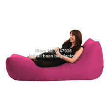 Various color bean bag chair, home sit high quality chair- Garden sofa beds