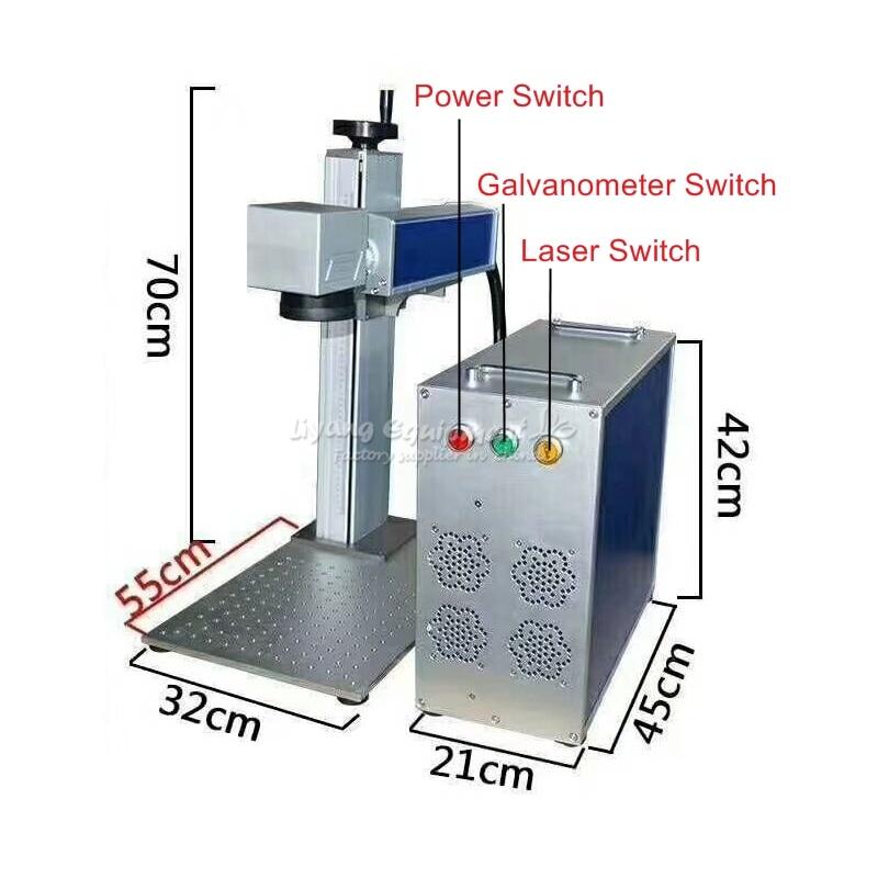 fiber laser metal marking machine (6)