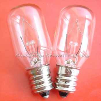 Miniature light 30v 10w e12 t20x48 A599 NEW 10pcs sellwell lighting