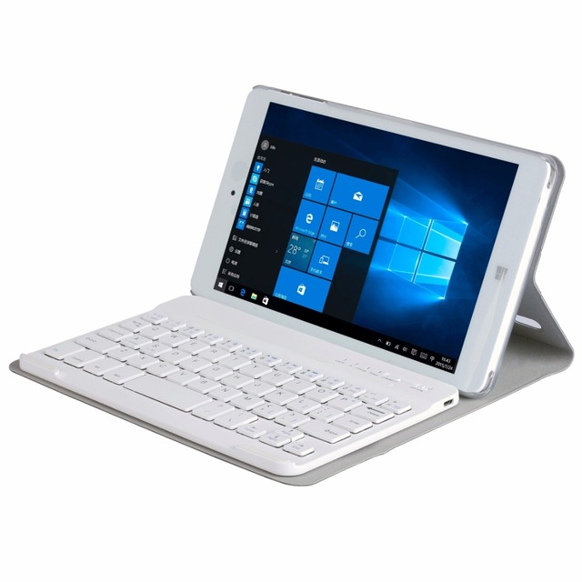 Original CHUWI HI8 Pro Horizontal Flip Leather Case with Removable Keyboard & Holder for CHUWI HI8 Pro Tablet PC