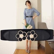 @ Горячие Дизайнерские Ремни для Женщин Пояса Классный Эластичный ceinture femme 5 цвет пояса  √