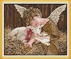 Angel and lamb cross...