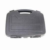 Tactical Gun Storage Case Hard ABS Pistol Box Hunting Airsoft Foam Lining Gun Protector Gun Guard Case Gun Accessories